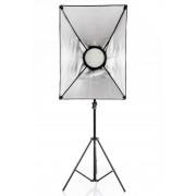 Lampa LED Softbox 50x70cm 48W Statyw 803