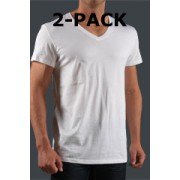 Pure Cotton V-Shirt 03 2-Pack