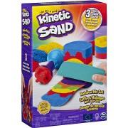 Kinetic Sand Szivárványos játékkészlet