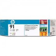 HP 91 ( C9466A ) 775 ml Light Grey Ink Cartridge with Vivera Ink