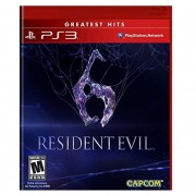 PS3 Juego Resident Evil 6 PlayStation 3