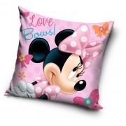 Disney Minnie egér kispárna huzat