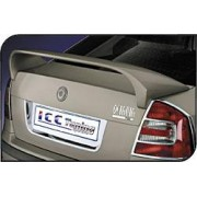 Aileron sans feu SKODA Octavia II 2004-> Look Extreme - ICC TUNING specialiste becquet automobile