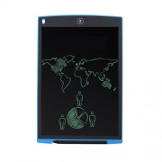 Howshow 12 inch LCD Pressure Sensing E-Note Paperless Writing Tablet / Writing Board(Blue)