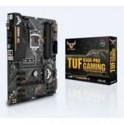 Дънна платка ASUS TUF B360-PRO GAMING, B360, LGA1151, DDR4, PCI-E(HDMI&D-Sub)(CFX), 6x SATA 6Gb/s, 2x M.2 Socket, 1x USB Type-C, ATX
