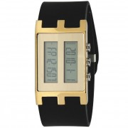 EOS New York Binary NU Watch Black/Gold 120SBLKGLD