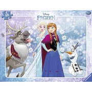 Ravensburger Frozen-Anna and Elsa Jigsaw Puzzle (40 Piece)