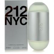 Carolina Herrera 212 NYC Eau de Toilette para mulheres 100 ml