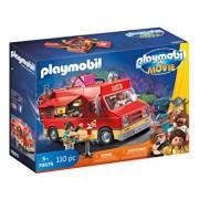 Playmobil Movie, Camionul cu mancare al lui Del