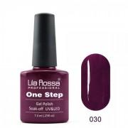 Oja semipermanenta OneStep Lila Rossa Professional 7.3ml OLROS030