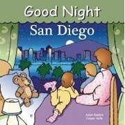 Good Night San Diego, Hardcover/Adam Gamble
