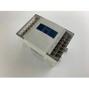 PLC XINJE XC3-14R-C 8DI/6DO, iesiri releu, alimentare 24VDC