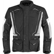 Germot Savannah Chaqueta de moto textil Negro Gris XL