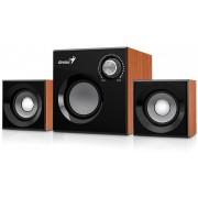 Zvučnici 2.1 Genius SW-2.1 370, Wood*