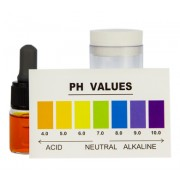 pH mérő - csepegtetős teszter