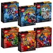 LEGO Super Heroes Mighty Micros Series 2 Complete Set of 6