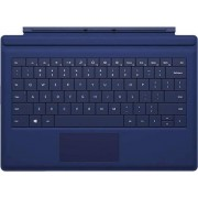 Microsoft Surface 3 Type Cover - Azul, C