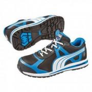 PUMA Chaussures de Sécurité Basse PUMA Urban Protect 64.302.0 Aerial Low S1P HRO SRC Bleu - Taille - 43