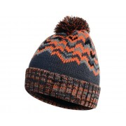 Men's Headstrong Bobble Hat Ebony Clementine