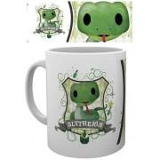GYE Harry Potter - Slytherin Paint Mug
