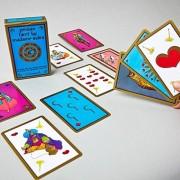 Collectif - France cartes - 394257 - Jeu de Cartes - Cartomancie - Tarot Persan de madame Indira en étui carton - Preis vom 02.04.2020 04:56:21 h