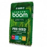 Ingrasamant pentru gazon Garden Boom Pre Seed, 15 kg