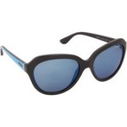 Vogue Oval Sunglasses(Blue)