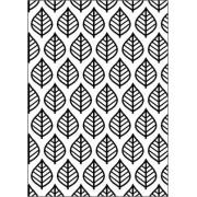Embossingfolder 13x18,5cm blad