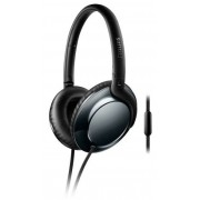 Casti Stereo Philips SHL4805DC, Microfon (Negru)