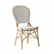 Sika-Design Isabell chair caféstol affäire vit, sika-design