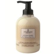 Atkinsons Fine Soaps Sapone Liq. 300ml Natural White
