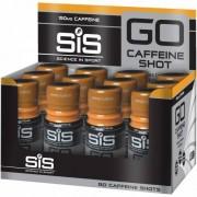 SIS Science In Sport SIS GO Caffeine Shot Tropical 12x60ml