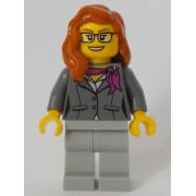 cty1058 Minifigurina LEGO City-Savanta cty1058