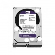 Disco Rígido Serial Ata 3tb WD SATA 6 64MB Purple