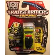 Transformers RPMs Autobot Ratchet Combat Series 01 of 04