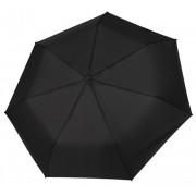 Doamnelor complet auto matic pliere umbrela Tambrella Auto Deschidere / Închidere Tamaris Black