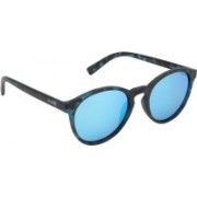 Polaroid Round Sunglasses(For Boys)