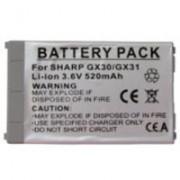Sharp Li-ion батерия за GSM Sharp GX 30