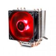 Охлаждане за процесор ID-Cooling SE-903, съвместимост с 1151/1150/1155/1156/775/FM2+/FM2/FM1/AM3+/AM3/AM2+/AM2, червена подсветка