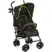 Детска лятна количка - Speed Plus S Caviar Neon Yellow, Hauck, 135785