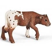 Schleich Texas Longhorn Calf Toy Figure