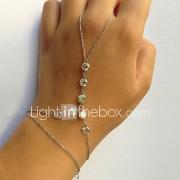 Ringarmbanden Uniek ontwerp Modieus Sieraden Goud Zilver Sieraden Voor Feest 1 stuks