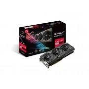 AMD Tarjeta Gráfica AMD STRIX Radeon RX580-T8G 8GB GDDR5