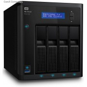 Western Digital My cloud EX4100 Black 0Tb 4 Bay Network Attached Drive