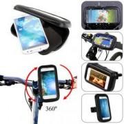 Suport Telefon Universal XXL pt Bicicleta - Motocicleta Impermeabil ecran peste 5.5 inch