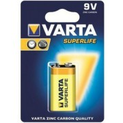 ЦИНКОВА БАТЕРИЯ 9 V VARTA SUPERLIFE