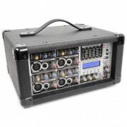 Mixer stereo activ cu 4 canale MP3/Ecou
