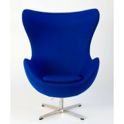 Replica Egg Chair-Blue