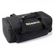Beamz AC-135 Soft Case stohovateľná transportná taška 48 x 25 x 18 cm (ŠxVxH) čierna (150.026)