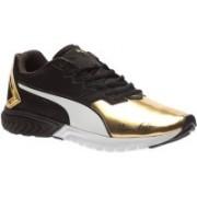Puma IGNITE Dual Bolt Running Shoes For Men(Black)